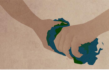 Planetenerdrosselung